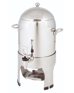 Coffee Urn, Stainless Steel, 20 Quart, 5 Gallon