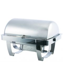 Rondo Full Size Chafer, Stainless Steel