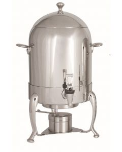 Renaissance Coffee Urn, 3 Gallon/12 Quart,Mirror-Polished Stainless Steel
