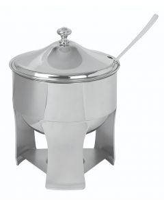 Sauce/Syrup Server with Ladle