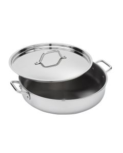 Primo! Paella Buffet Serving Pan, 10 qt