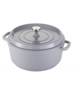 7.2 qt IronLite, Gray