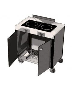 ICS 2 Range Mobile Cooking Station, 1800W