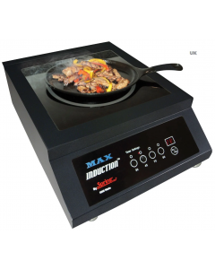 Max Induction Range, Countertop (Int'l)