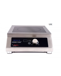 Max Induction Range, UK Plug