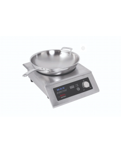 Reconfigurable Max Induction Wok Range with Primo Pan, Int'l