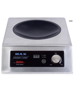 Reconfigurable Max Induction Range, Countertop (Int'l)