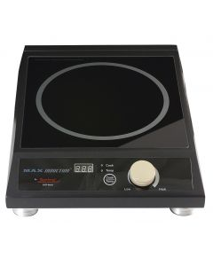 Max Induction Range, Cook & Hold 1800 Watt Titanium