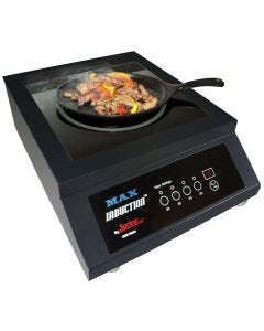 MAX Induction Range, 3500W, Titanium