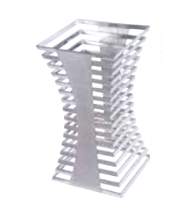 """Towers Display Tower, 18 1/2""""H x 10""""W"""