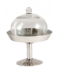 Glass Cloche (only), (Set of 12)