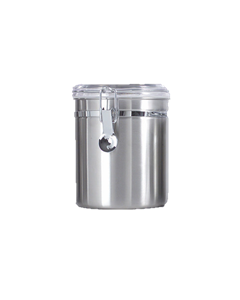 1.4 qt. Canisters w/Clear Acrylic Locking Lid