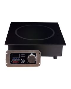 Built-In Max Induction Range, Bulit-In