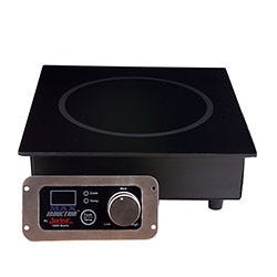 Spring USA bulit-in induction range